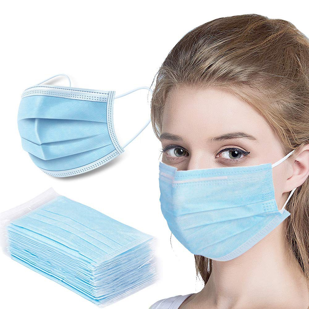 DISPOSABLE FACE MASKS IN STOCK!